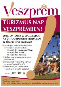 Tour plakat_turizmus nap