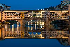 Firenze, Ponte Vecchio (fotó: Jancsik András)