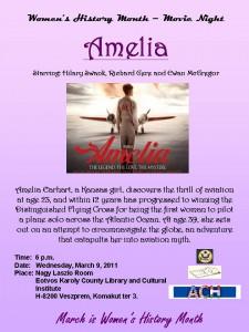 Amelia Poster 2