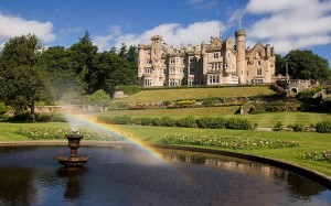 3_skibo_castle_fountain