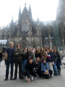 a semester in germany with erasmus