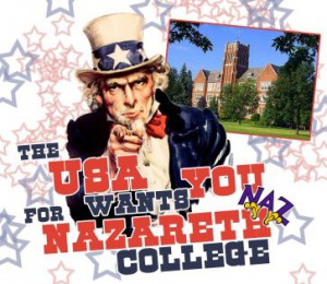 nazareth college scholarship profil