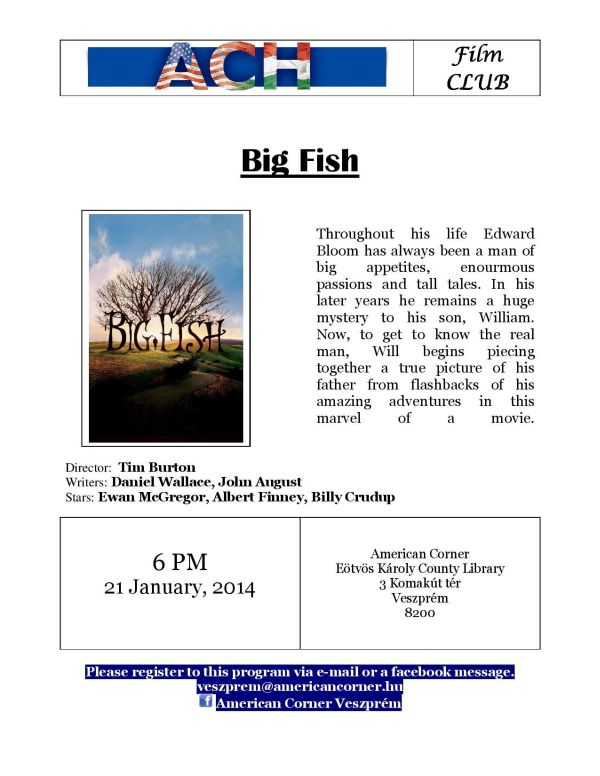 Film Club - Big Fish_1