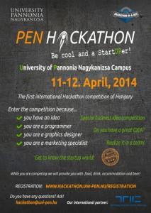 Hackathon flyer ENG