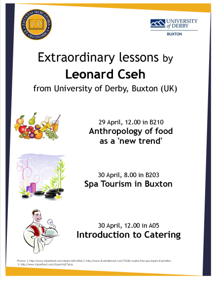 Extraordinary lessons by Leaonard Cseh
