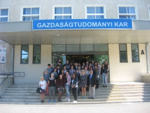 Professor Constantin Bratianu's Knowledge Management course