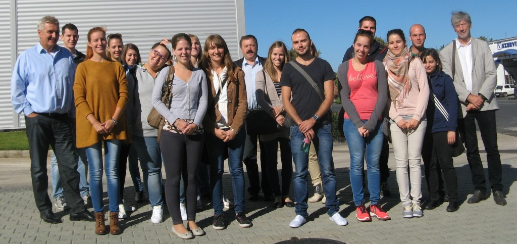 Locargo gyárlátogatás