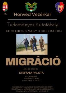 Migráció konferencia
