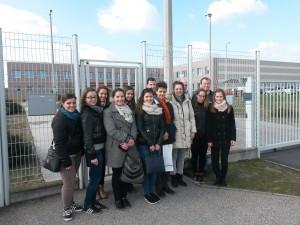 Veszprém Megyei Büntetés-végrehajtási Intézetben