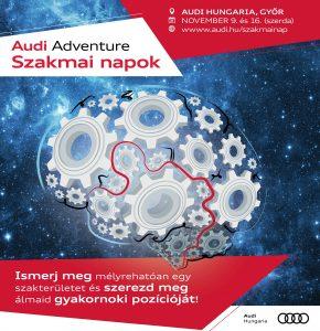 Audi szakmai nap