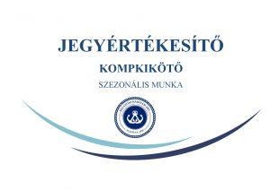 Diákmunka lehetőség a Balatonfüredi Hajóállomáson