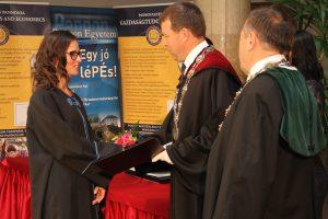 Diplomaátadó