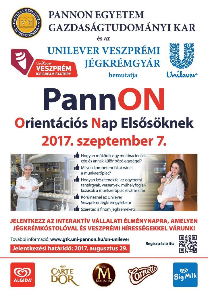 Unilever plakát