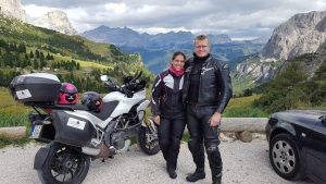 Világjáró Klub - Next stop: Honeymoon! Motoros nászút Európa legszebb útjain