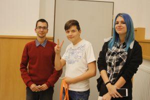 Fesztiválszervezésben próbálták ki magukat a középsikolások a Kutatók Éjszakáján