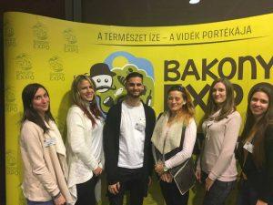 Idén is részt vettünk a Bakony Expon