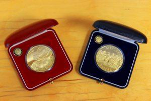 Pro Scientia és Mestertanár Aranyérem kitüntetések a Gazdaságtudományi Karon