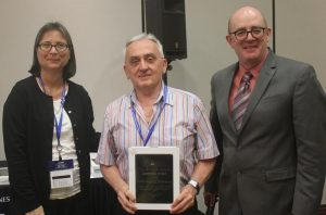 Leadership Award oklevél a Gazdaságtudományi Karnak