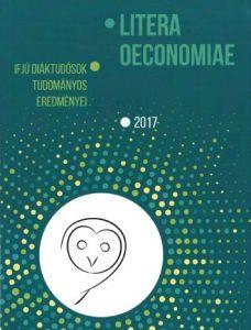 Hallgatóink tanulmányai a Litera Oeconomiae első kötetében