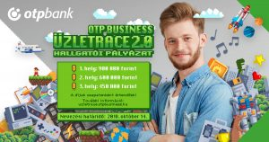 OTP ÜzletRace Esetverseny- versenyfelhívás