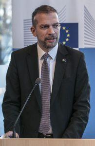 Dr. Zupkó Gábor az Európai Bizottság Magyarországi Képviseletének vezetője