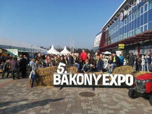 Az V. Bakony Expon jubiláltunk mi is!