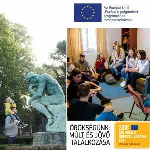 Tárd fel európai kulturális örökségedet!